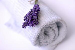 Lavender Epsom Salt Bath