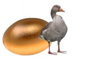Goose That Laid The Golden Egg