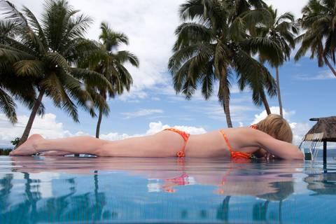Tropical Blend Massage Oil